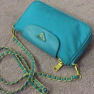 Prada Chain bag Authentic!